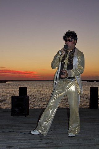 Elvis summers at Beach Haven