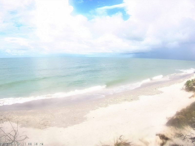 Sanibel Beach-gigapixel 4x original 800